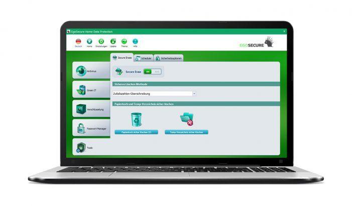 Ransomware-Schutz für private Daten