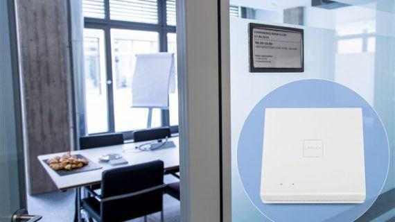 Access-Point kombiniert Gigabit-WLAN mit E-Paper-Technologie