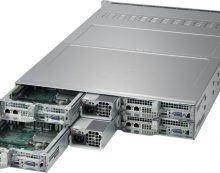 Supermicro präsentiert neue Server-Systeme für Rechenzentren