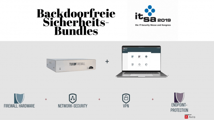 Backdoorfreie Sicherheits-Bundles