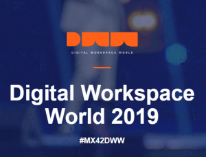 Matrix Digital Workspace World am 5. 11. in Wiesbaden