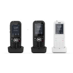 Snom mit neuen DECT-Handsets
