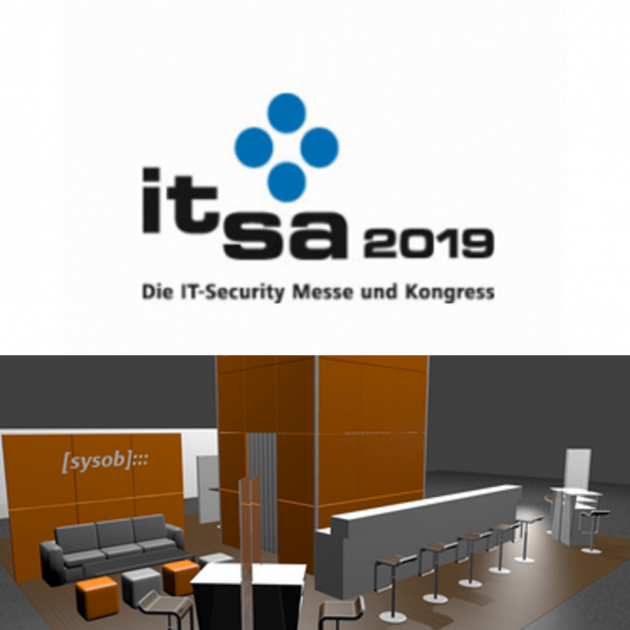Sysob präsentiert innovative Security-WLAN- und Managed-Services-Lösungen zur it-sa
