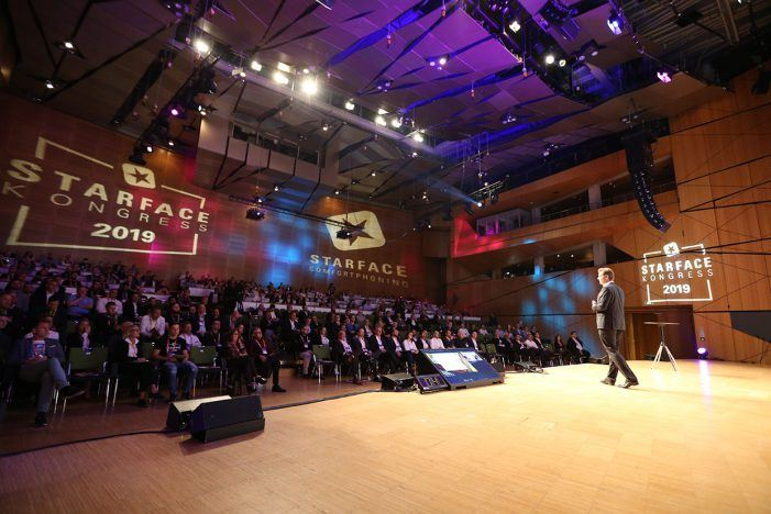 Highlights vom Starface-Kongress 2019