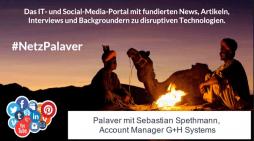 Palaver mit G+H Systems zum Berechtigungsmanagement