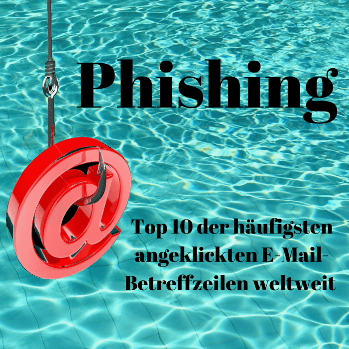 Selbst auf sicherheitsbewusste Nutzer abgestimmte E-Mail-Betreffzeilen sind in puncto Phishing erfolgreich