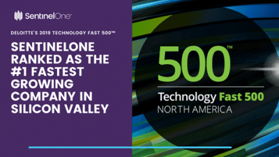 SentinelOne ist das schnellst wachsende Unternehmen im Silicon Valley