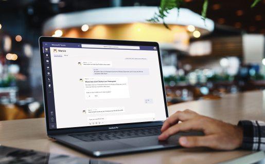 Chatbot löst selbständig technische Probleme