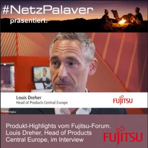 Produkt-Highlights vom Fujitsu-Forum
