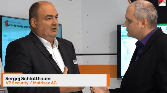 Interview mit Matrix42 zu Security ohne Produktivitätsverlust