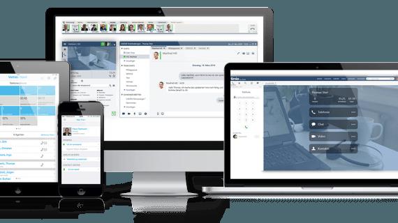 Contact-Center-Lösung aus der Cloud