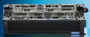 Quantum offeriert mit der F1000 einen kostengünstigeren Einstieg NVMe-Speichertechnologie