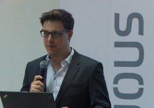 Interview mit Roman Hennes von Snom zur DECT-Technology