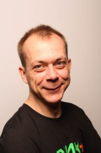 Steffan Henke, Technical Solutions Architect bei NGINX