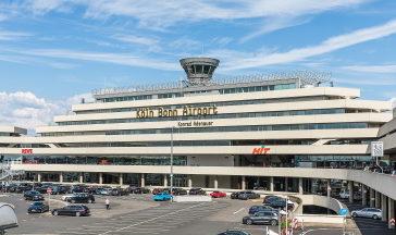 Flughafen Koeln/Bonn - Wikipedia